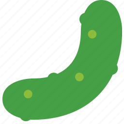 cucumber, dill, food, pickle, sandwich icon