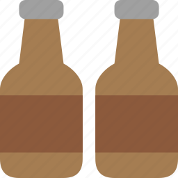 alcohol, ale, beer, bottles, brew, lager icon