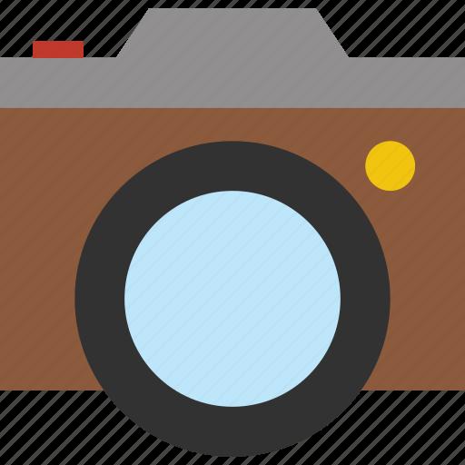 camera, photo, vintage icon