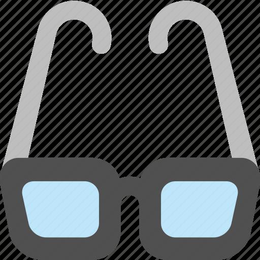 eyeglasses, eyes, glasses, prescription, vision icon
