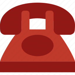 dial, hotline, phone, rotary, telephone icon