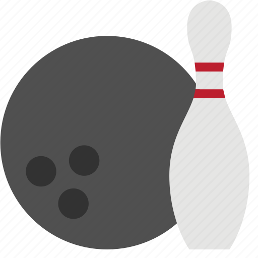 Bowling Pins Transparent