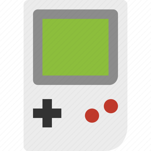 gameboy, gaming, handheld, nintendo, vintage icon