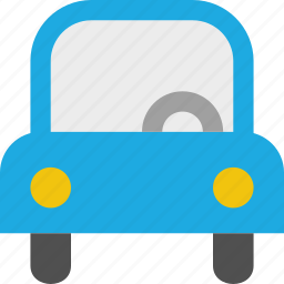 automobile, car, transportation icon