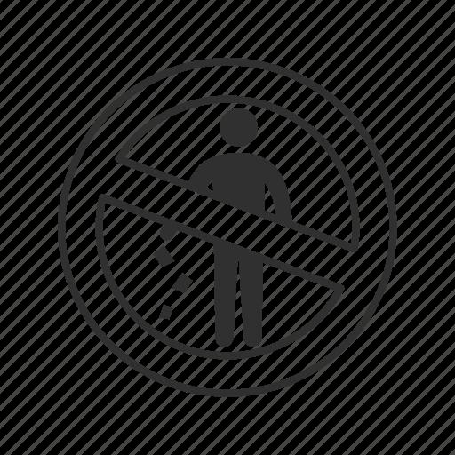 no littering, no throwing of garbage, no trashing, proper garbage disposal, trash icon