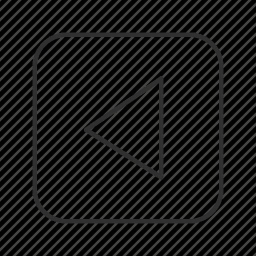 back, back arrow, east, eastarrow, left, left arrow, previous icon