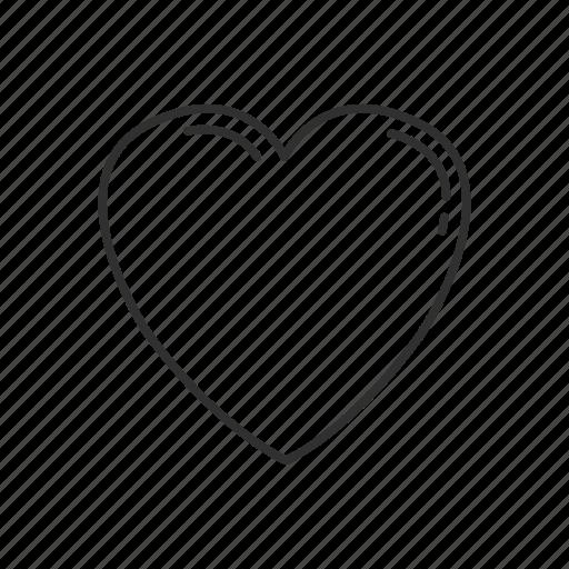 casino, gamble, game, heart, love, play, shape icon
