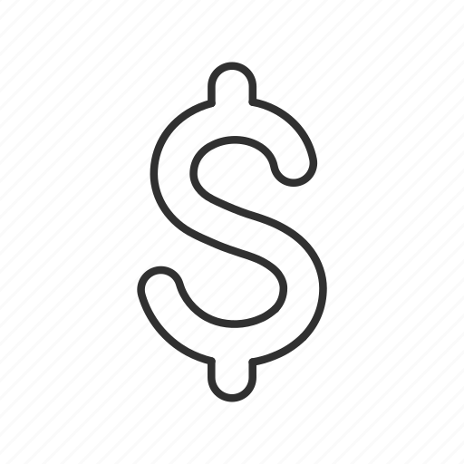 bank, business, cash, currency, dollar, goods and services, money icon