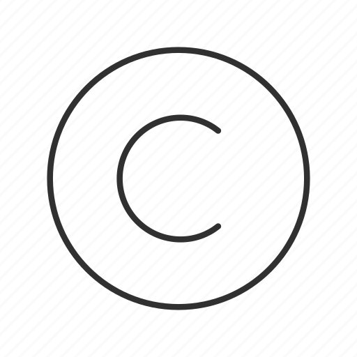 c, c in a circle, circle, copyright, copyright logo, copyright Copyright Warning c, c in a circle, circle, copyright, copyright logo, copyright notice, copyright sign icon