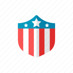 shield, usa icon