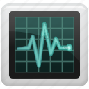 health, lifeline, status, system, window icon