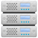 data, database, server, storage, system, technology icon