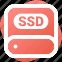 ssd, disk, drive, storage