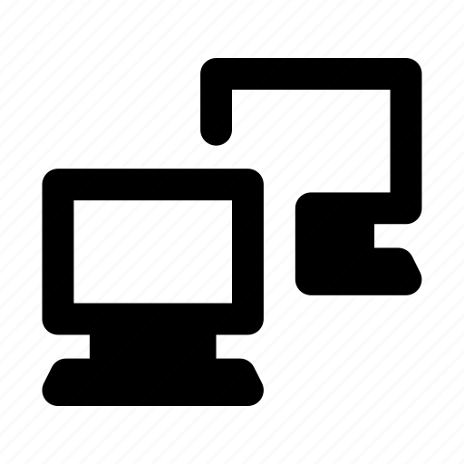 computer, internet, network, technology, web icon