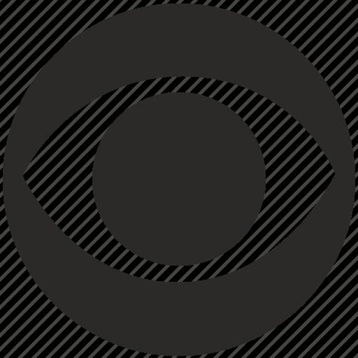 brand, cbs, channel, identity, logo, logotype, media icon