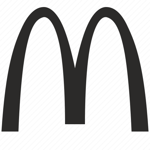 brand, fast, food, identity, logo, m, mcdonalds icon