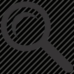 cursor, magnifier, multimedia, search, zoom icon