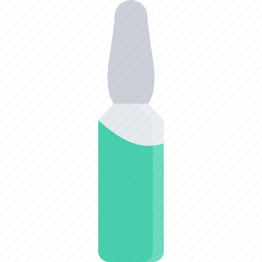 ampoule, clinic, doctor, hospital, treatment icon