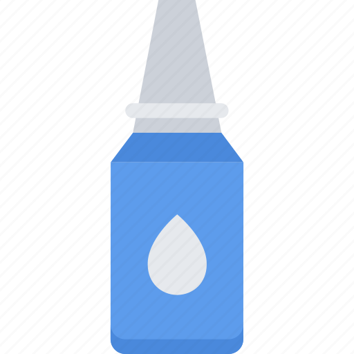 clinic, doctor, drops, hospital, nasal, treatment icon