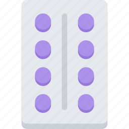 clinic, doctor, hospital, tablets, treatment icon