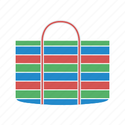 bag, basket, handbag, shopping bag icon