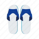 flip flop, slippers icon
