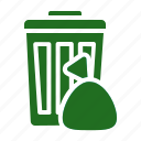 bis, ecommerce, recycle, trash, used icon