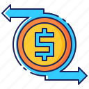 business, cashback, commerce, finance, money, offer, payment icon