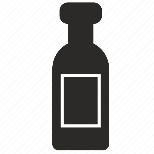 bottle, drink, milk, product icon