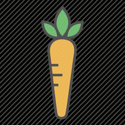 carrot, food, fresh, healthy, juice, salad, vegan icon