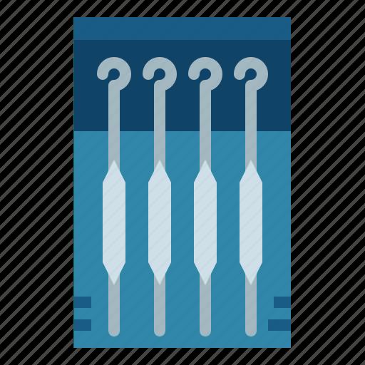 machine, needle, tattoo, tools icon
