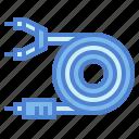 cable, cord, electronics, plug