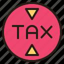money, coin, target, tax, business, finance, cash