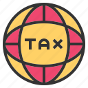 tax, global, world, globe, business, finance, seo