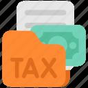check, documents, dollar, duti, money, tax, taxes