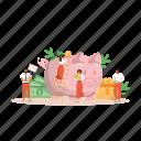 piggybank, saving, money, cash, bank, coin