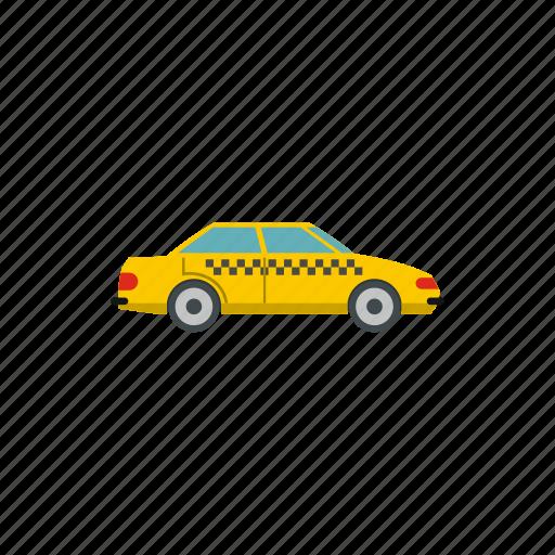 car, sedan, taxi, transport, transportation, travel, vehicle icon