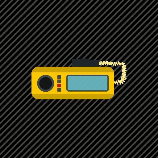 cab, call, car, order, radio, taxi, transportation icon