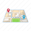 gps, location, map, navigation, order, pin, plan icon