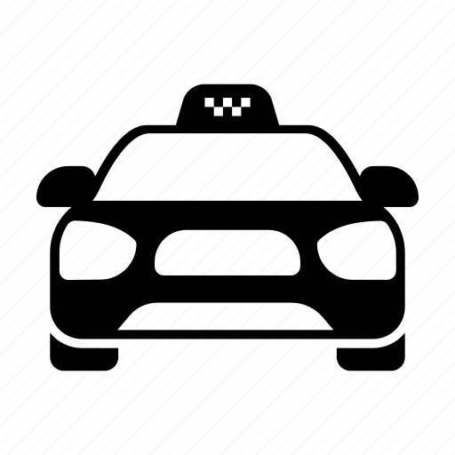 cab, car, driver, taxi, transport, vehicle icon
