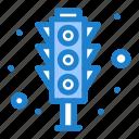 lights, signal, traffic icon