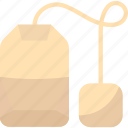 bag, drink, fruit, tea icon