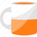 drink, glass, sweet, tea icon