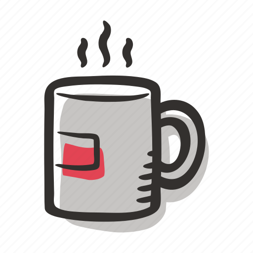 beverage, coffee, coffee cup, mug, tea, teacup icon