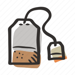 drink, herbal tea, hot drink, tea, tea bag, tea pack icon