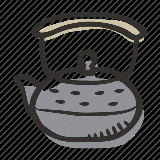 chinese, coffee, coffee pot, japanese, pot, tea, teapot icon