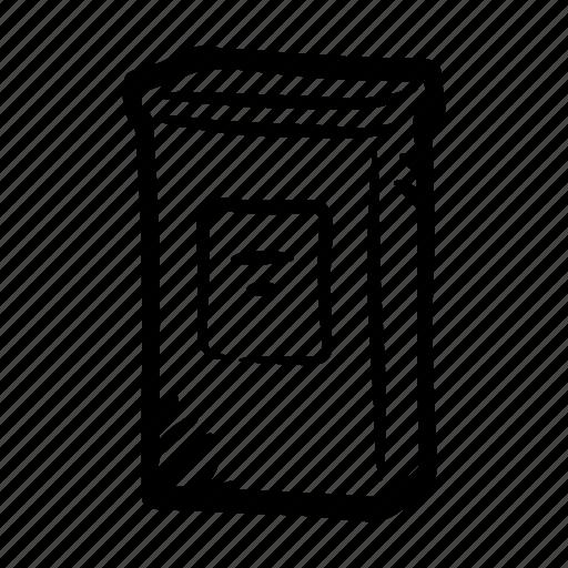 box, coffee, coffee box, pack, shop, tea, tea box icon