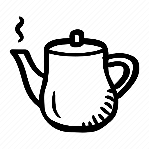 coffee, coffee pot, pot, tea, teapot icon