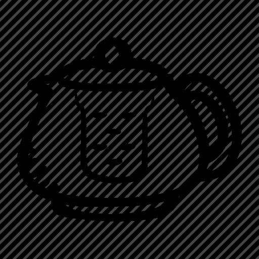 brew, hot drink, pot, strainer, tea leaves, tea strainer, teapot icon