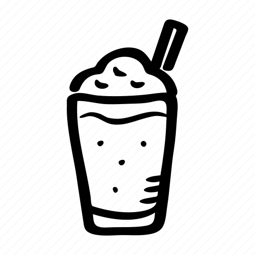 beverage, coffe, frappuccino, hot drink, latte, mocha icon